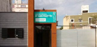 CENTRO VECINAL BARRIO SAN MARTÍN